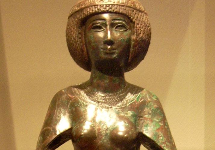 Alt-Ägyptische Figur