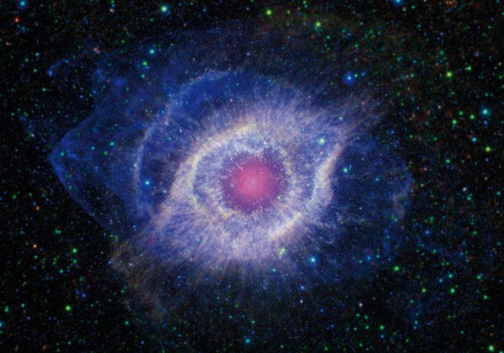 Helix-Nebel (NGC 7293, »Auge Gottes«)