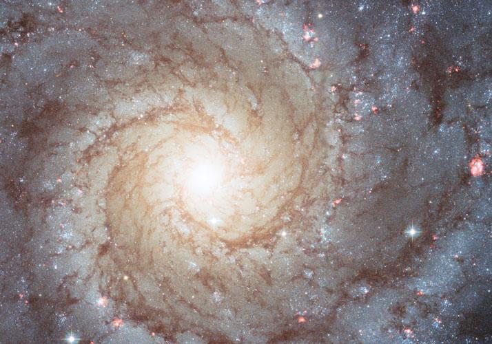 Galaxis M74